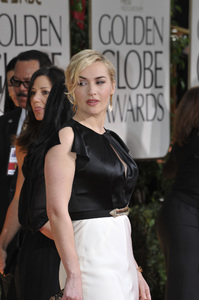 """""""The Golden Globe Awards - 69th Annual"""" (Arrivals) Kate Winslet1-15-2012 © 2012 Jean Cummings - Image 24150_0301"""