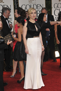 """""""The Golden Globe Awards - 69th Annual"""" (Arrivals) Kate Winslet1-15-2012 © 2012 Jean Cummings - Image 24150_0302"""