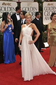 """The Golden Globe Awards - 69th Annual"" (Arrivals) Kathleen Robertson1-15-2012 © 2012 Jean Cummings - Image 24150_0306"