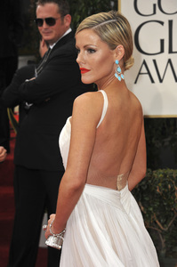 """The Golden Globe Awards - 69th Annual"" (Arrivals) Kathleen Robertson1-15-2012 © 2012 Jean Cummings - Image 24150_0308"
