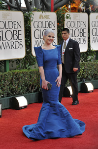 """The Golden Globe Awards - 69th Annual"" (Arrivals) Kelly Osbourne1-15-2012 © 2012 Jean Cummings - Image 24150_0312"