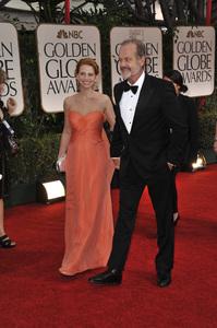 """The Golden Globe Awards - 69th Annual"" (Arrivals) Kelsey Grammer, Kayte Walsh1-15-2012 © 2012 Jean Cummings - Image 24150_0315"