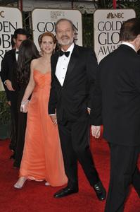"""The Golden Globe Awards - 69th Annual"" (Arrivals) Kelsey Grammer, Kayte Walsh1-15-2012 © 2012 Jean Cummings - Image 24150_0316"