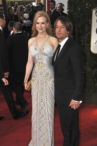 """The Golden Globe Awards - 69th Annual"" (Arrivals) Nicole Kidman, Keith Urban1-15-2012 © 2012 Jean Cummings - Image 24150_0319"