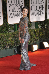 """The Golden Globe Awards - 69th Annual"" (Arrivals) Lea Michele1-15-2012 © 2012 Jean Cummings - Image 24150_0323"