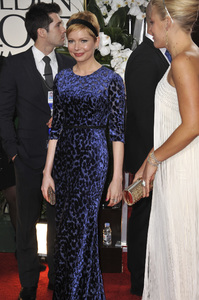 """""""The Golden Globe Awards - 69th Annual"""" (Arrivals) Michelle Williams1-15-2012 © 2012 Jean Cummings - Image 24150_0340"""