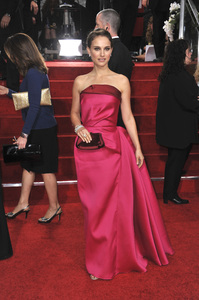 """The Golden Globe Awards - 69th Annual"" (Arrivals) Natalie Portman1-15-2012 © 2012 Jean Cummings - Image 24150_0351"