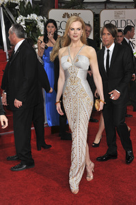 """The Golden Globe Awards - 69th Annual"" (Arrivals) Nicole Kidman, Keith Urban1-15-2012 © 2012 Jean Cummings - Image 24150_0353"