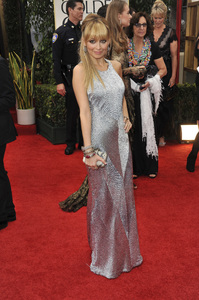 """""""The Golden Globe Awards - 69th Annual"""" (Arrivals) Nicole Ritchie1-15-2012 © 2012 Jean Cummings - Image 24150_0356"""
