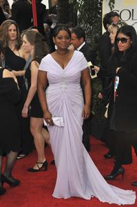 """The Golden Globe Awards - 69th Annual"" (Arrivals) Octavia Spencer1-15-2012 © 2012 Jean Cummings - Image 24150_0359"