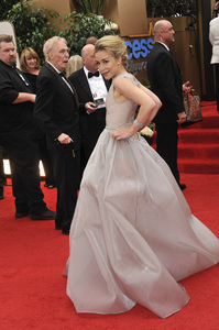 """""""The Golden Globe Awards - 69th Annual"""" (Arrivals) Piper Perabo1-15-2012 © 2012 Jean Cummings - Image 24150_0374"""