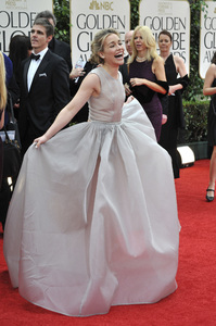 """""""The Golden Globe Awards - 69th Annual"""" (Arrivals) Piper Perabo1-15-2012 © 2012 Jean Cummings - Image 24150_0375"""