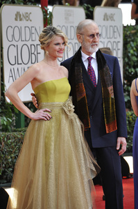 """""""The Golden Globe Awards - 69th Annual"""" (Arrivals) Missi Pyle, James Cromwell1-15-2012 © 2012 Jean Cummings - Image 24150_0382"""