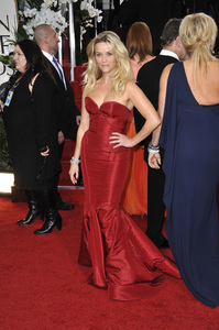 """""""The Golden Globe Awards - 69th Annual"""" (Arrivals) Reese Witherspoon1-15-2012 © 2012 Jean Cummings - Image 24150_0383"""