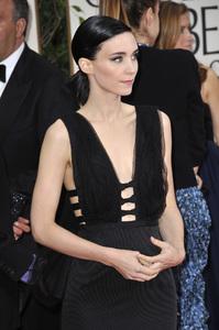 """The Golden Globe Awards - 69th Annual"" (Arrivals) Rooney Mara1-15-2012 © 2012 Jean Cummings - Image 24150_0389"