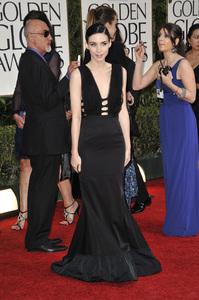 """The Golden Globe Awards - 69th Annual"" (Arrivals) Rooney Mara1-15-2012 © 2012 Jean Cummings - Image 24150_0390"