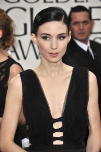 """The Golden Globe Awards - 69th Annual"" (Arrivals) Rooney Mara1-15-2012 © 2012 Jean Cummings - Image 24150_0391"