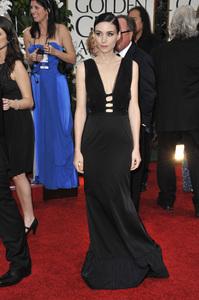 """The Golden Globe Awards - 69th Annual"" (Arrivals) Rooney Mara1-15-2012 © 2012 Jean Cummings - Image 24150_0392"