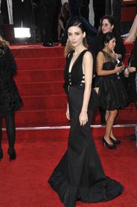"""The Golden Globe Awards - 69th Annual"" (Arrivals) Rooney Mara1-15-2012 © 2012 Jean Cummings - Image 24150_0393"