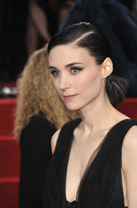 """The Golden Globe Awards - 69th Annual"" (Arrivals) Rooney Mara1-15-2012 © 2012 Jean Cummings - Image 24150_0394"
