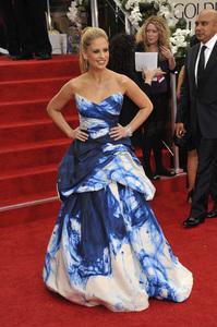 """The Golden Globe Awards - 69th Annual"" (Arrivals) Sarah Michelle Gellar1-15-2012 © 2012 Jean Cummings - Image 24150_0401"