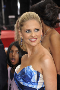 """The Golden Globe Awards - 69th Annual"" (Arrivals) Sarah Michelle Gellar1-15-2012 © 2012 Jean Cummings - Image 24150_0402"