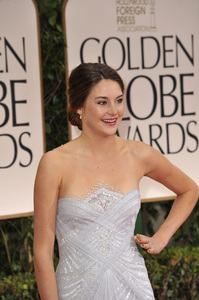 """The Golden Globe Awards - 69th Annual"" (Arrivals) Shailene Woodley1-15-2012 © 2012 Jean Cummings - Image 24150_0403"