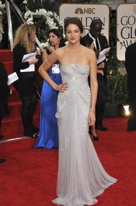"""The Golden Globe Awards - 69th Annual"" (Arrivals) Shailene Woodley1-15-2012 © 2012 Jean Cummings - Image 24150_0405"