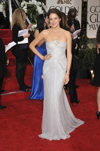 """The Golden Globe Awards - 69th Annual"" (Arrivals) Shailene Woodley1-15-2012 © 2012 Jean Cummings - Image 24150_0406"