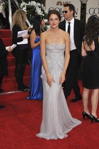 """The Golden Globe Awards - 69th Annual"" (Arrivals) Shailene Woodley1-15-2012 © 2012 Jean Cummings - Image 24150_0407"