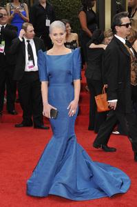 """The Golden Globe Awards - 69th Annual"" (Arrivals) Kelly Osbourne1-15-2012 © 2012 Jean Cummings - Image 24150_0409"
