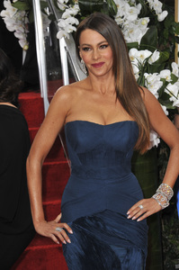 """The Golden Globe Awards - 69th Annual"" (Arrivals) Sofia Vergara1-15-2012 © 2012 Jean Cummings - Image 24150_0416"
