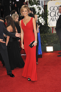 """""""The Golden Globe Awards - 69th Annual"""" (Arrivals) Stacy Keibler1-15-2012 © 2012 Jean Cummings - Image 24150_0417"""