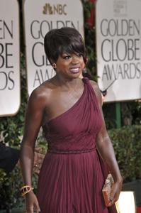 """The Golden Globe Awards - 69th Annual"" (Arrivals) Viola Davis1-15-2012 © 2012 Jean Cummings - Image 24150_0430"