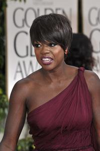 """The Golden Globe Awards - 69th Annual"" (Arrivals) Viola Davis1-15-2012 © 2012 Jean Cummings - Image 24150_0431"