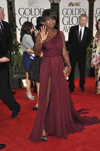 """The Golden Globe Awards - 69th Annual"" (Arrivals) Viola Davis1-15-2012 © 2012 Jean Cummings - Image 24150_0433"