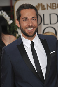 """""""The Golden Globe Awards - 69th Annual"""" (Arrivals) Zachary Levi1-15-2012 © 2012 Jean Cummings - Image 24150_0434"""