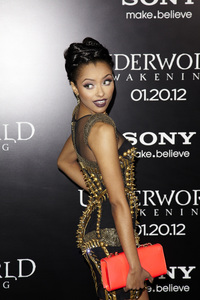 """Underworld Awakening"" Kat Graham1-19-2012 / Grauman"