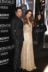 """Underworld Awakening"" Kate Beckinsale, Len Wiseman1-19-2012 / Grauman"