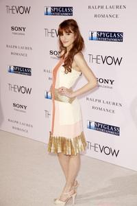 """The Vow"" PremiereBella Thorne2-6-2012 / Grauman"