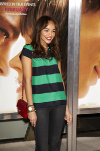 """The Vow"" PremiereAshley Madekwe2-6-2012 / Grauman"