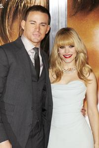 """The Vow"" PremiereChanning Tatum, Rachel McAdams2-6-2012 / Grauman"