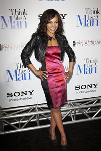 """Think Like a Man"" PremiereWendy Raquel Robinson2-9-2012 / Arclight Cinerama Dome / Screen Gems / Hollywood CA / Photo by Kevin Kozicki - Image 24170_0064"