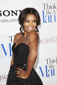 """Think Like a Man"" PremiereGabrielle Union2-9-2012 / Arclight Cinerama Dome / Screen Gems / Hollywood CA / Photo by Kevin Kozicki - Image 24170_0114"
