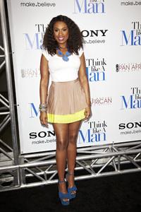 """Think Like a Man"" PremiereJennifer Hudson2-9-2012 / Arclight Cinerama Dome / Screen Gems / Hollywood CA / Photo by Kevin Kozicki - Image 24170_0170"