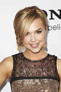 """Think Like a Man"" PremiereArielle Kebbel2-9-2012 / Arclight Cinerama Dome / Screen Gems / Hollywood CA / Photo by Kevin Kozicki - Image 24170_0189"