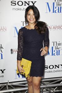 """Think Like a Man"" PremiereGina Rodriguez2-9-2012 / Arclight Cinerama Dome / Screen Gems / Hollywood CA / Photo by Kevin Kozicki - Image 24170_0216"