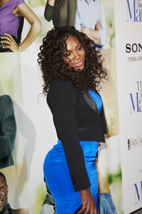 """Think Like a Man"" PremiereSerena Williams2-9-2012 / Arclight Cinerama Dome / Screen Gems / Hollywood CA / Photo by Kevin Kozicki - Image 24170_0235"