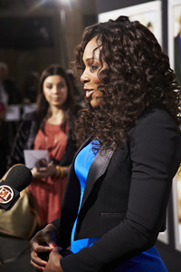 """Think Like a Man"" PremiereSerena Williams2-9-2012 / Arclight Cinerama Dome / Screen Gems / Hollywood CA / Photo by Kevin Kozicki - Image 24170_0238"