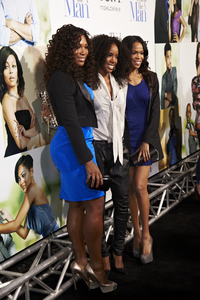 """Think Like a Man"" PremiereSerena Williams, Kelly Rowland, Michelle Williams2-9-2012 / Arclight Cinerama Dome / Screen Gems / Hollywood CA / Photo by Kevin Kozicki - Image 24170_0243"